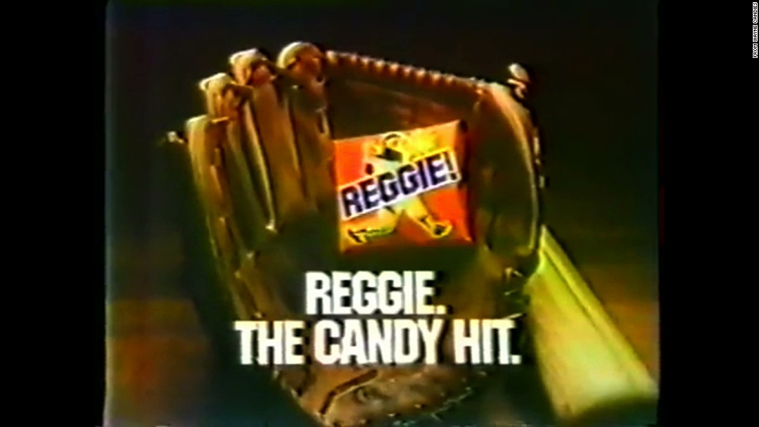 "The Reggie bar was a product of a particular time: late-'70s America, when New York Yankees slugger Reggie Jackson<a href=""https://www.youtube.com/watch?v=LZNTzxVNv24"" target=""_blank""> hit three home runs in one 1977 World Series game</a>. By Opening Day 1978, Reggie bars were being handed out at the Yankees' home opener (and <a href=""http://ftw.usatoday.com/2015/04/reggie-jackson-yankees-candy"" target=""_blank"">thrown on the field in celebration</a>). The round bar, which consisted of caramel and peanuts in milk chocolate, was gone by the early '80s, though it had a short-lived comeback in the early '90s, when Jackson made the Hall of Fame. Technically, you can still get it under its original name: <a href=""http://pearsonscandy.com/candy/bun-bar"" target=""_blank"">the Bun bar</a>."