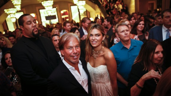 The business began by supplying guests, bodyguards and paparazzi to celebrity parties to raise their profile.