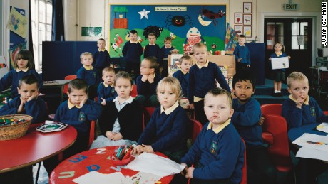 Deneside Infants School, Seaham, County Durham, UK