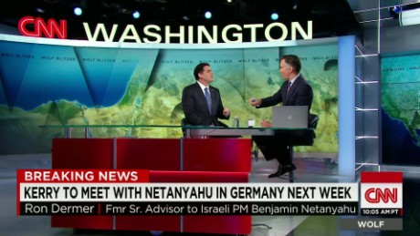 Kerry to Meet with Netanyahu on Israel Violence_00020709