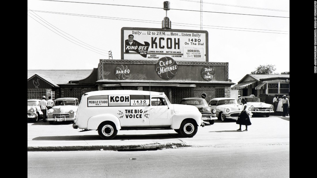 "Houston's <a href=""https://tshaonline.org/handbook/online/articles/hpfhk"" target=""_blank"">Club Matinee</a>, known as ""the Cotton Club of the South,"" was located in the Fifth Ward, a neighborhood east of downtown Houston that was home to many black-owned businesses."