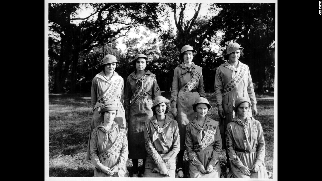 When Juliette Gordon Low started the Girl Scouts in 1912, women didn't have the right to vote. From Low's initial gathering of 18 girls in Savannah, Georgia, there are now 2 million girls and 800,000 adult Girl Scout members. As part of the launch of Digital Cookie 2.0, the Girl Scouts agreed to share rarely-seen photos from the group's archives. Click through the gallery to see pictures from every decade of its existence.