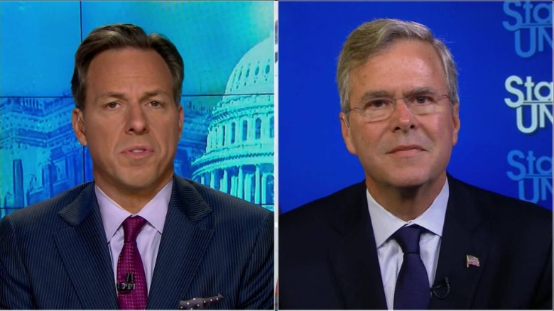 Jeb Bush: Don't give Donald Trump U.S. nuclear codes