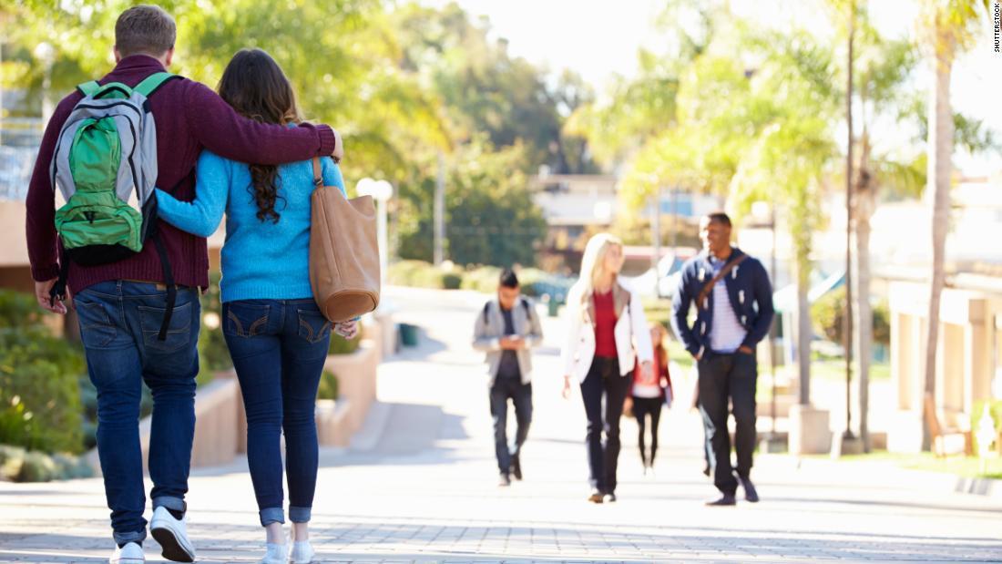 Hochschulen, sich der finanziellen Realität