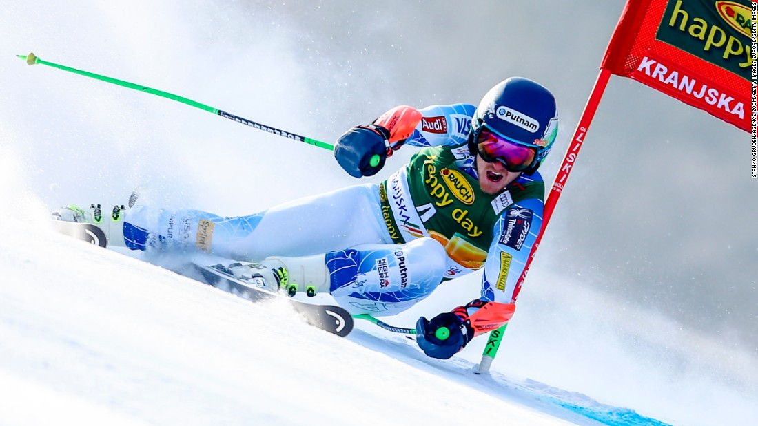 Ted 'the Shred' Ligety is the master of the tight turn and, aged 31, still has the propensity to shine on the big occasion.