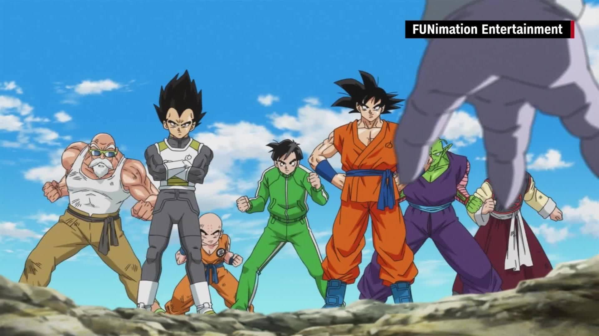 Dragon Ball Z Resurrection F Ready For Home Video Release Cnn