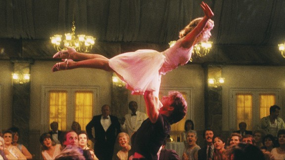 """Released in 1987, the film is best known for the impassioned moment when Johnny Castle (Patrick Swayze) says, """"Nobody puts Baby in a corner."""" While on vacation in 1963 at a resort in New York's Catskills Mountains, Baby (Jennifer Grey) becomes mesmerized by the swaying and smooth talking of dance instructor Castle. It's got a rating of 6.9 stars on IMDb, and can be streamed on Hulu and Hulu Plus."""