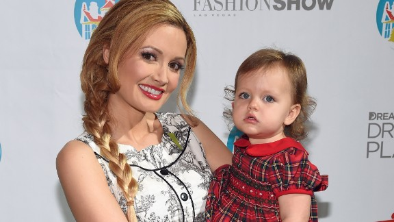 "Holly Madison knew she was going to get criticism for naming her daughter, born in March 2013, Rainbow Aurora. So she explained when she revealed her choice that she intentionally wanted something different. ""Growing up, there was a girl in my school named Rainbow, and I was so envious of that name,"" Madison told E!. ""I thought it was so pretty and unique!"""