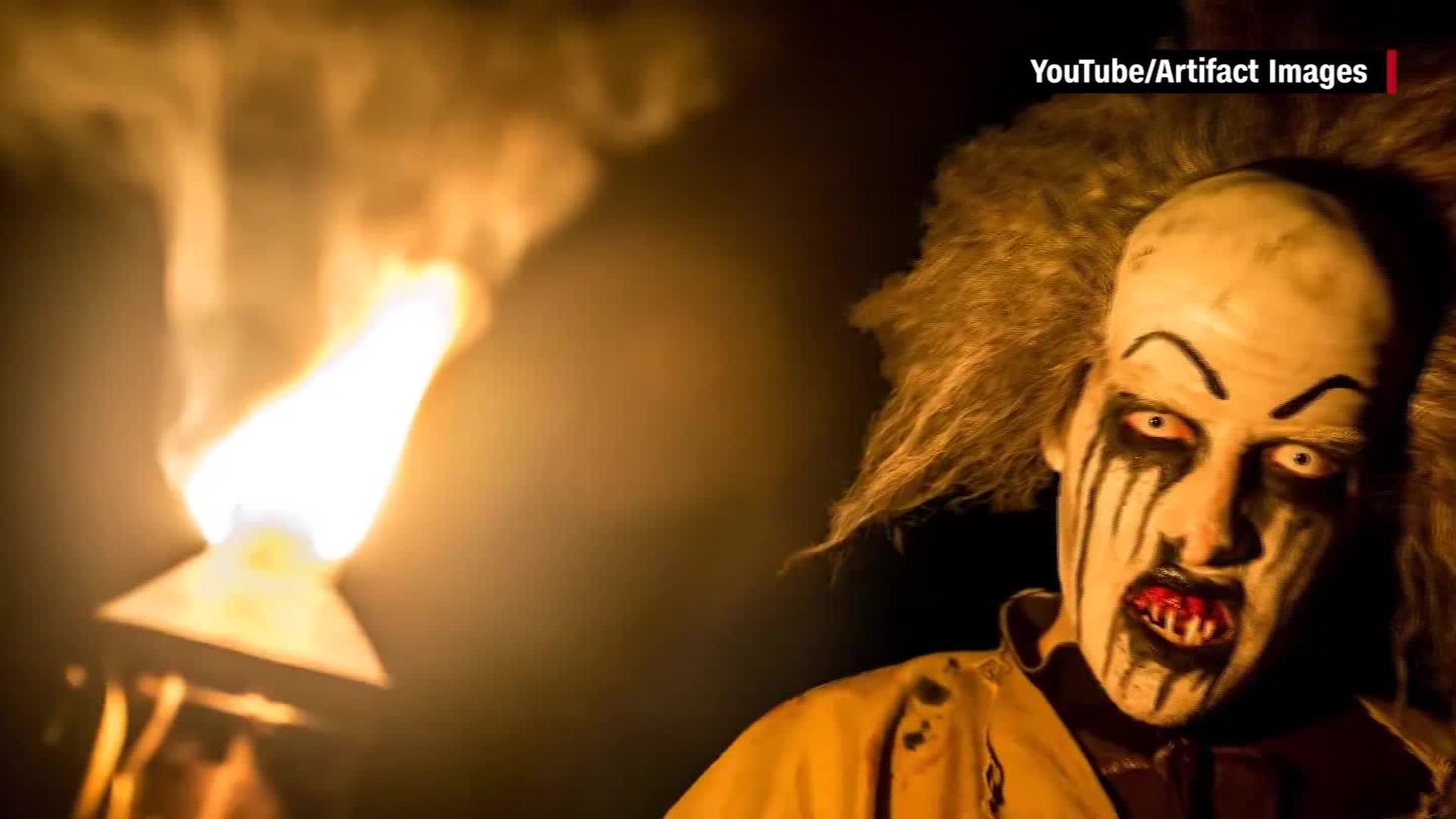 5 haunted attractions you can't miss this halloween - cnn video