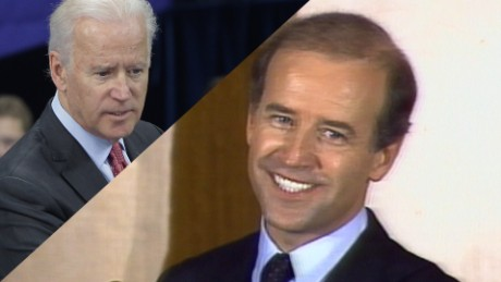 That time -- actually, times -- Joe Biden ran for president