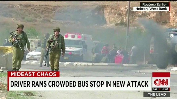Stabbing, hit & run attacks in latest MidEast unrest Oren Liebermann LIVE_00004201.jpg