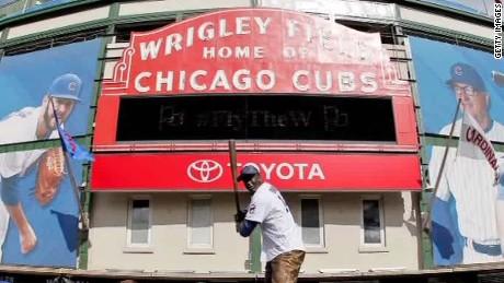 Cubs look to break curse