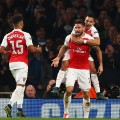 Giroud arsenal champions league
