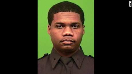 NYPD Officer Randolph Holder was shot while responding to reports of a gunman in East Harlem, NY. Holder died after he was shot in the head.