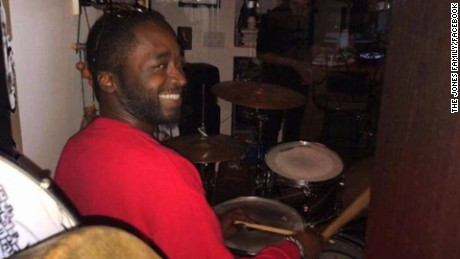 Corey Jones was shot after having car trouble early on a Sunday morning.