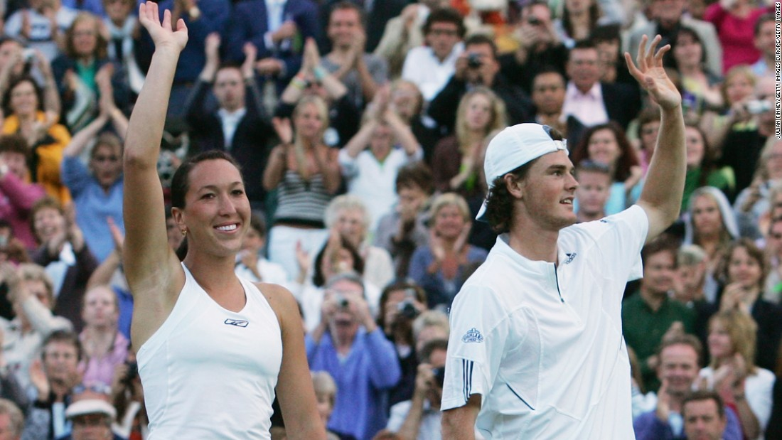 "But it was the older Murray brother who bagged a grand slam title first. Jamie teamed up with Serbia's Jelena Jankvovic to win the mixed doubles title at Wimbledon in 2007. ""Jamie is without question Andy's number one fan,"" Judy told CNN, dispelling the myth that any jealously exists between the two brothers. ""He's always absolutely delighted for his brother."""