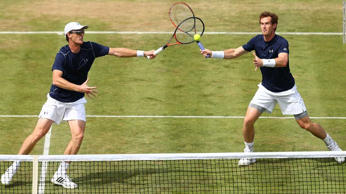 "The brothers combined to win vital doubles matches in their Davis Cup quarterfinal with France, then against Australia in the final four. A final against Belgium awaits in November. ""When I watch them playing doubles, that's the most emotional time,"" Judy said. ""It's quite amazing to see your kids playing together for their country."""