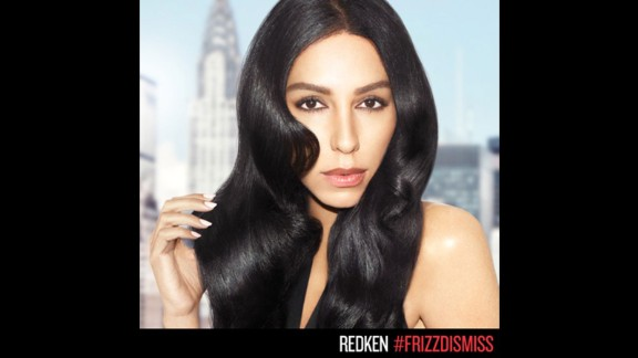 The first beauty brand to appoint a trans model as its face, Redken
