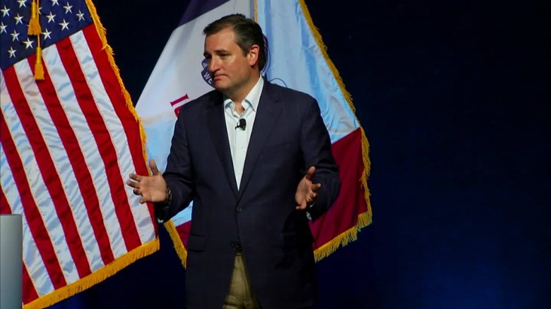 Ted Cruz: Religious liberty is 'a core passion of mine'