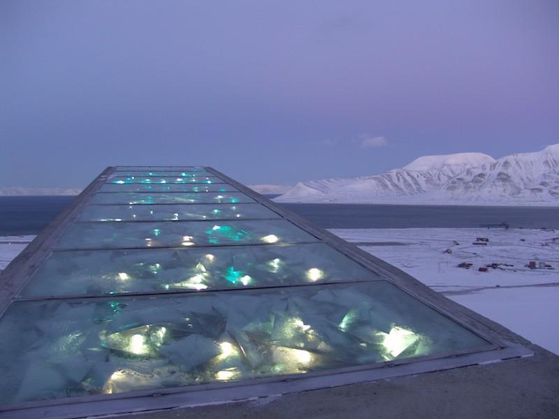 Inside The Arctic Doomsday Seed Vault Cnn Video