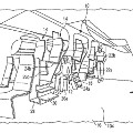 Airline-patent-stacked-seat