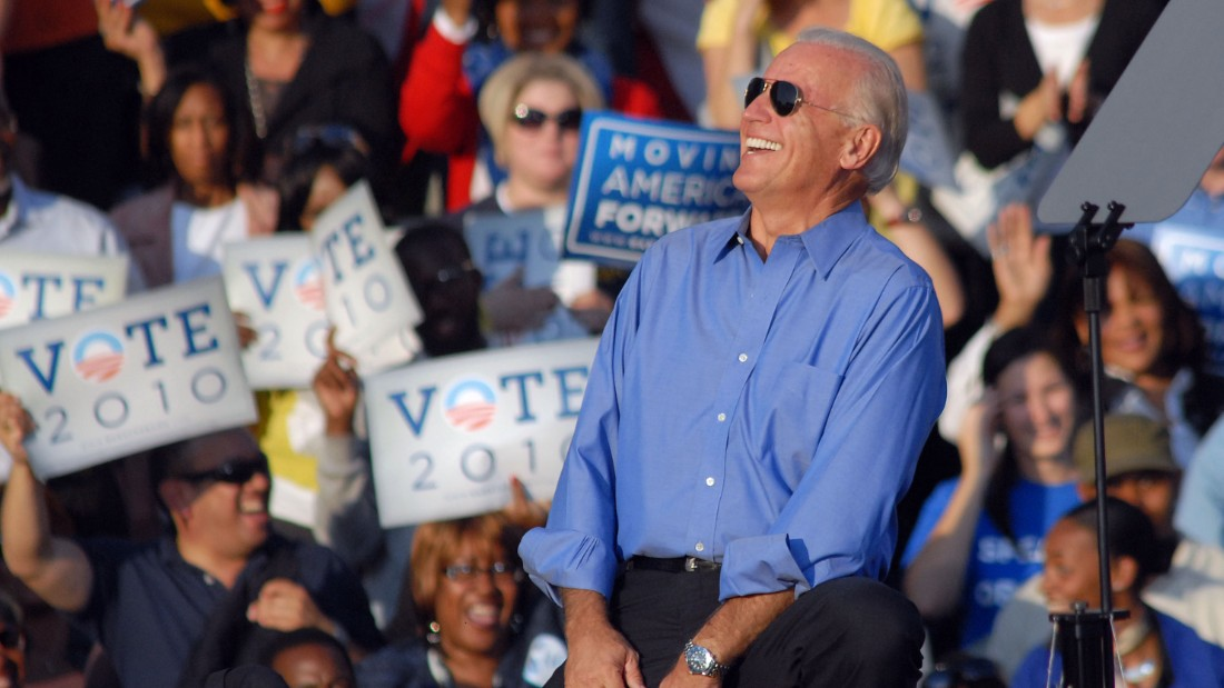 The Point: Joe Biden goes all in on electability