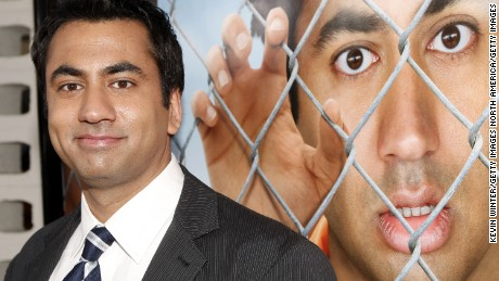 "Actor Kal Penn at the premiere of ""Harold & Kumar Escape From Guantanamo Bay."""