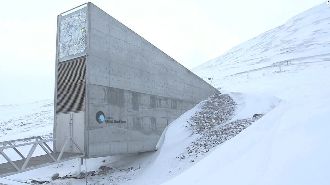 'Doomsday vault' town warming faster than any other on Earth