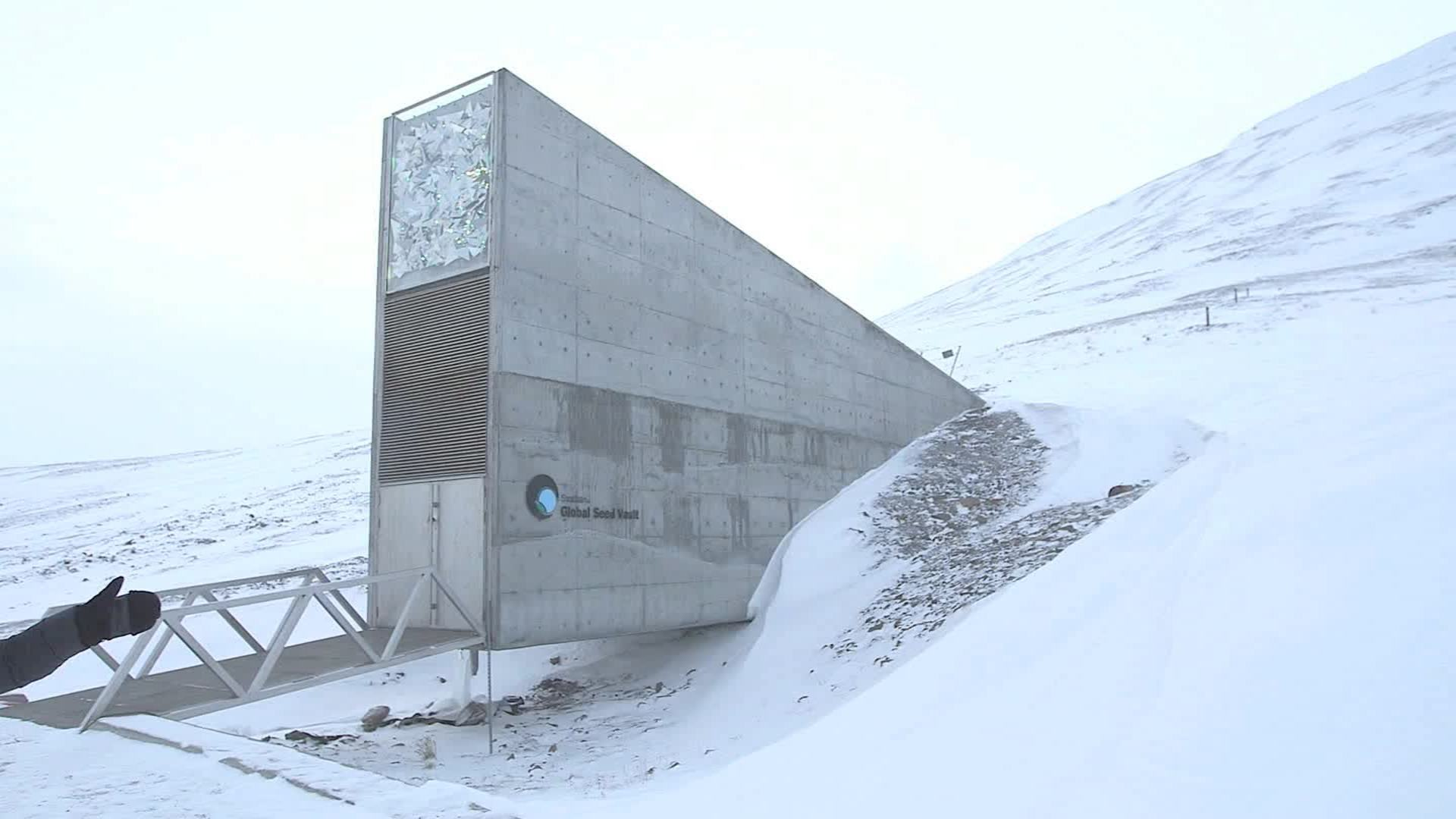 See Inside The Doomsday Seed Vault Cnn Video
