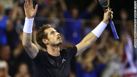 Andy Murray's Davis Cup dream