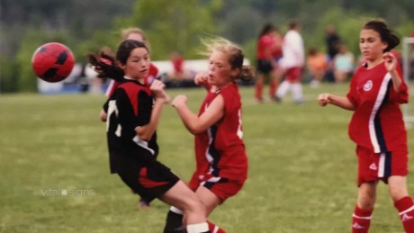 Why girls are more likely to suffer concussions.