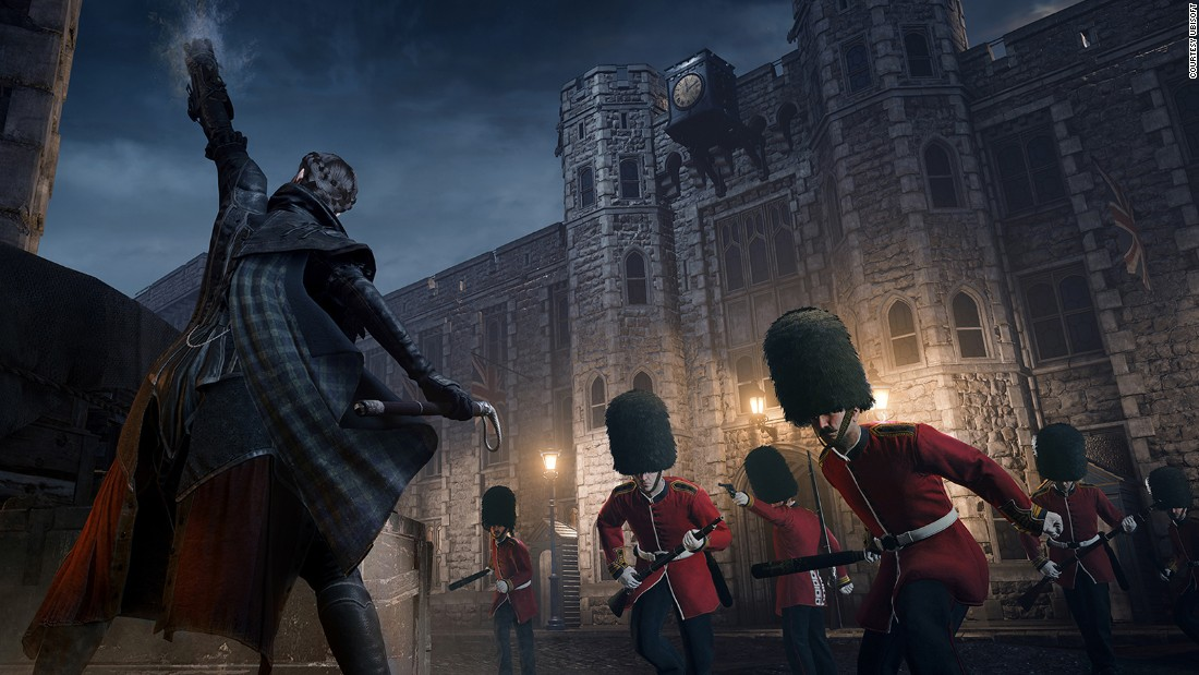 Used as a prison for much of its history, the Tower of London also served as the home of the Crown Jewels of England. The structures remain the ceremonial home of the royal Regiment of Fusillers, and a Queen's Guard still protects the tower.