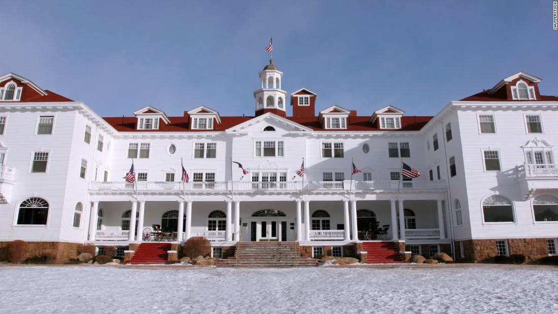The Shining Hotel Plans Horror Museum Cnn Travel