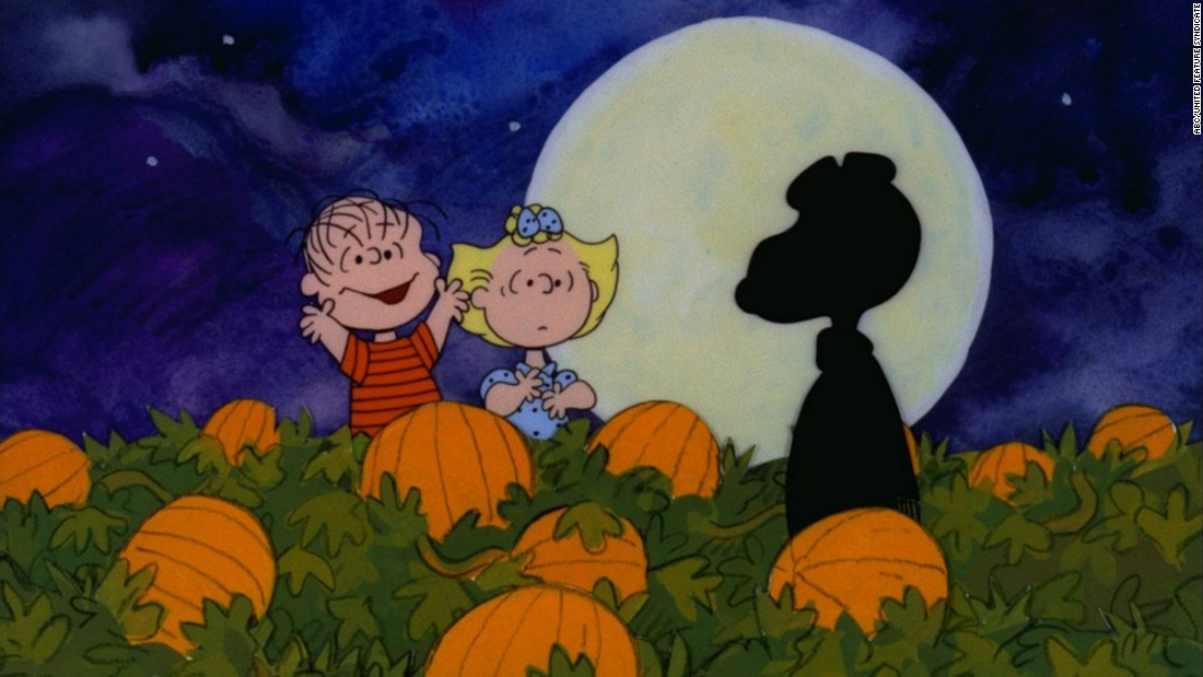If you missed the Great Pumpkin last week, you have a second chance to see Linus' annual ritual Thursday night at 8 p.m.