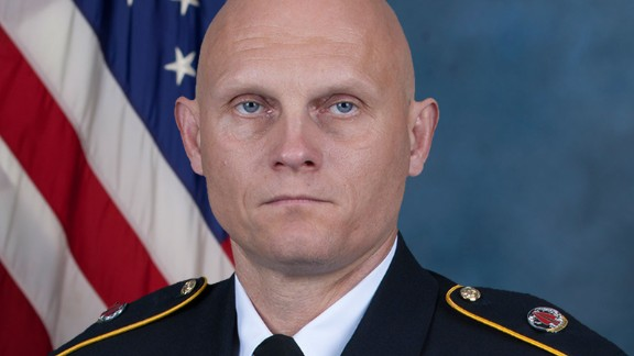 Master Sgt. Joshua L. Wheeler