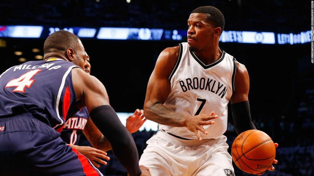 Johnson was thought as of as a potential NBA superstar when Atlanta signed him to a six-year, $123.7 million deal in 2010, coming off a 21.3-point, 4.9-assist, 4.6-rebound season. Unfortunately, that was his peak. At least Johnson has stayed healthy and productive for the Nets, who picked up his crippling contract in 2012, though last season's 14.4 points, 3.7 assists and 4.8 rebounds was nothing to write home about.