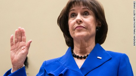 No criminal charges for Lois Lerner