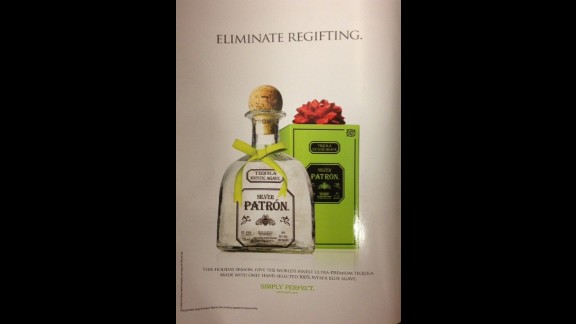 Patron Tequilas accounted for 5.5% of teens