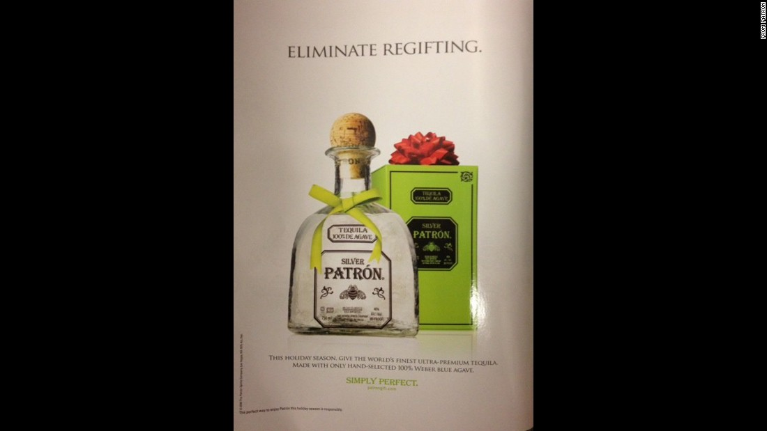 Patron Tequilas accounted for 5.5% of teens' consumption in a 30-day period.