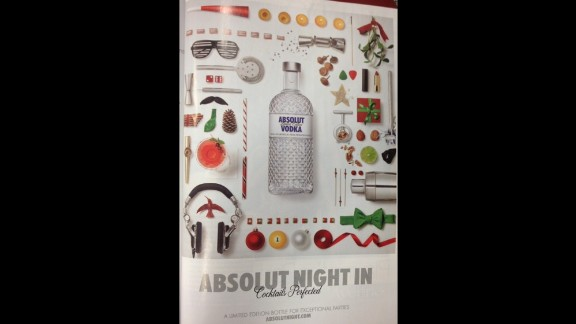 Absolut Vodkas accounted for 10.1% of teens