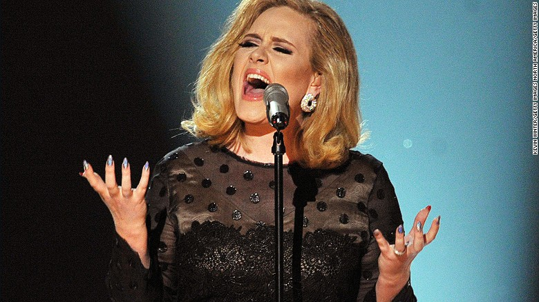 Say 'Hello' to Adele's new song