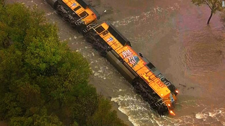 Model Train Crashes