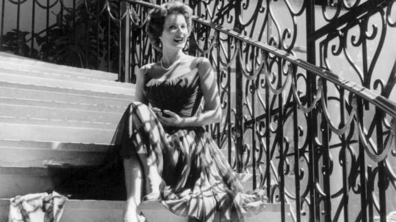 "O'Hara  in 1959's ""Our Man in Havana."""