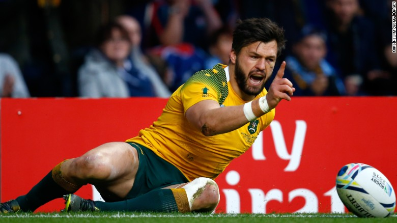 Image result for Adam Ashley-Cooper rugby