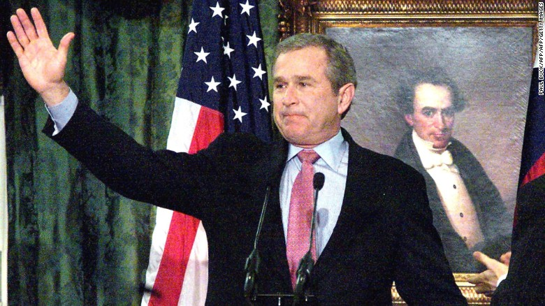the presidential election george w bush versus al gore George w bush won the electoral college in 2000 following the recount in florida but al gore received more popular votes — about 540,000 more than mr.