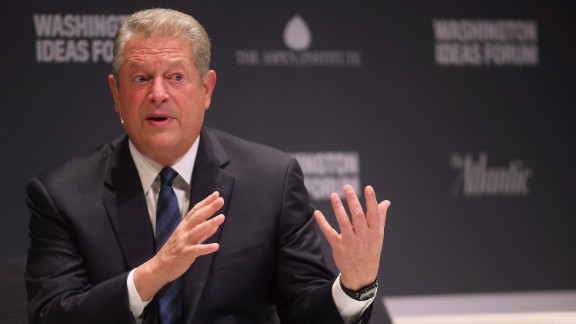 "Now: In August 2005, Gore launched his television channel, Current TV, which he later sold to Al Jazeera. In 2007, he published ""Assault on Reason,"" and received a Nobel Prize for his work on global warming. After 40 years of marriage, Gore and his first wife, Tipper, separated in 2010."