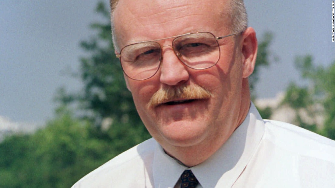 <strong>Then:</strong> Joe Allbaugh started off as Bush's campaign manager. After Bush was elected, he became director of the Federal Emergency Management Agency (FEMA) in 2001.