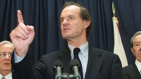 Then: David Boies represented Gore.