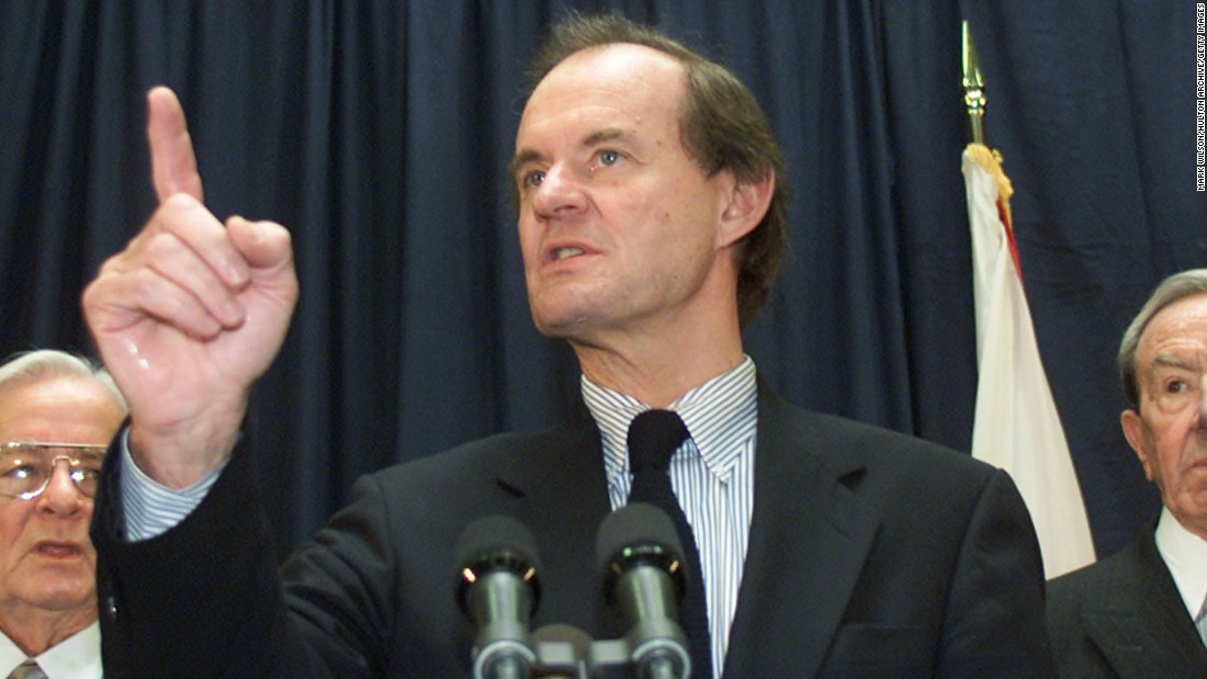 <strong>Then: </strong>David Boies represented Gore.