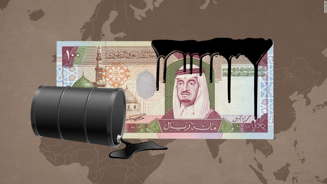Бюджет Саудовской Аравии: первые серьезные потери